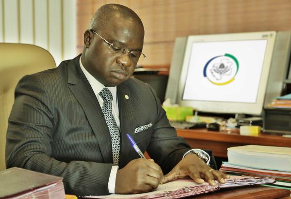 Ossoungou Dibangoye, directeur général